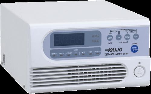 Quava Spot Shower | Kaijo Industrial Megasonic Cleaning System